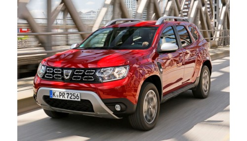 Dacia Duster 2020 Red Line