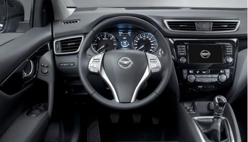 Nissan Qashqai 4x4