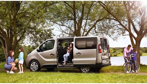 Renault Trafic 8+1 / 2019